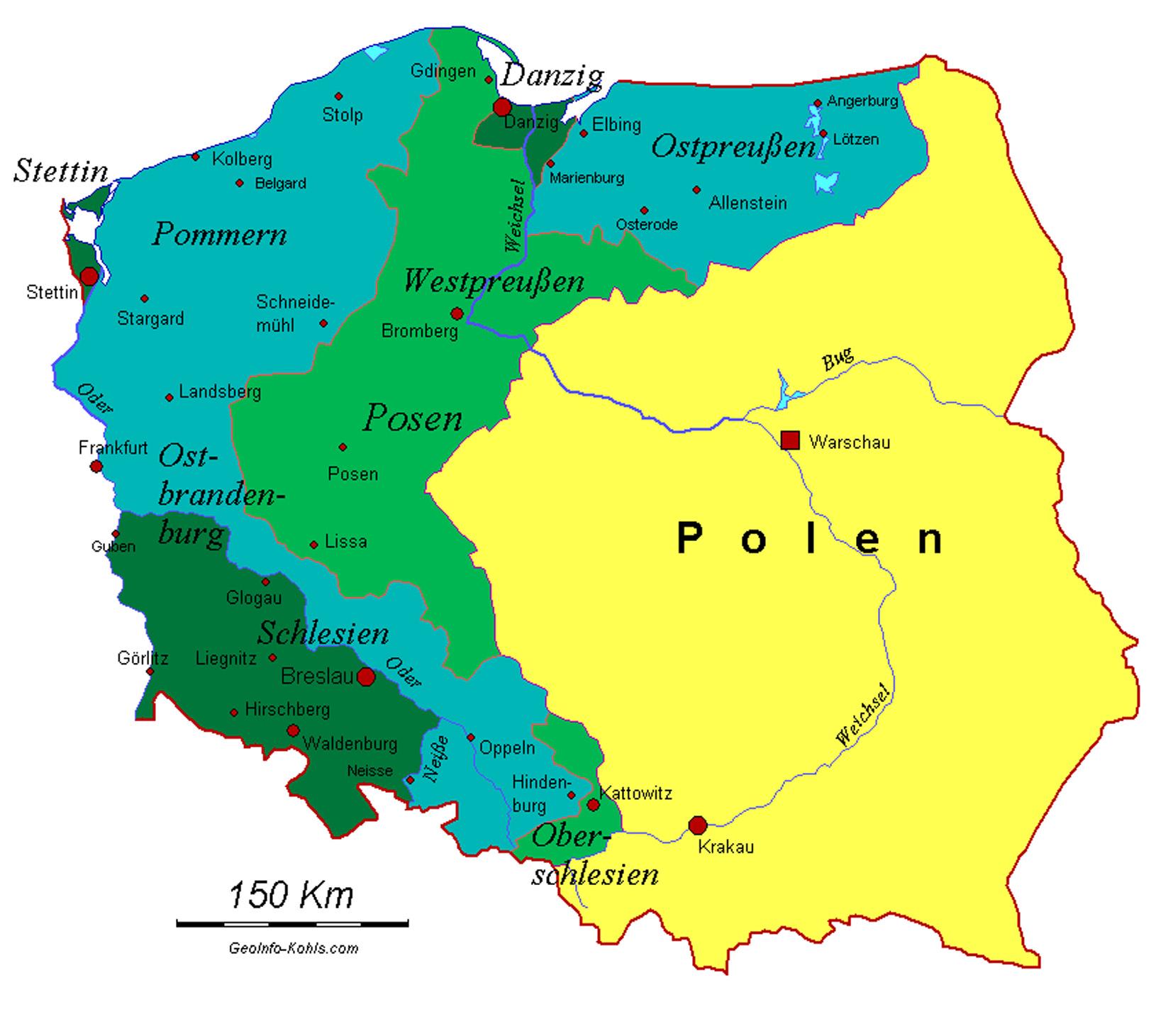 Mapy Polski Page 3 Skyscrapercity